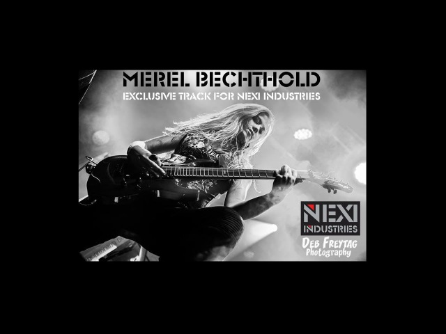 Merel Bechthold (Delain - Mayan) plays NEXI - Exclusive Track