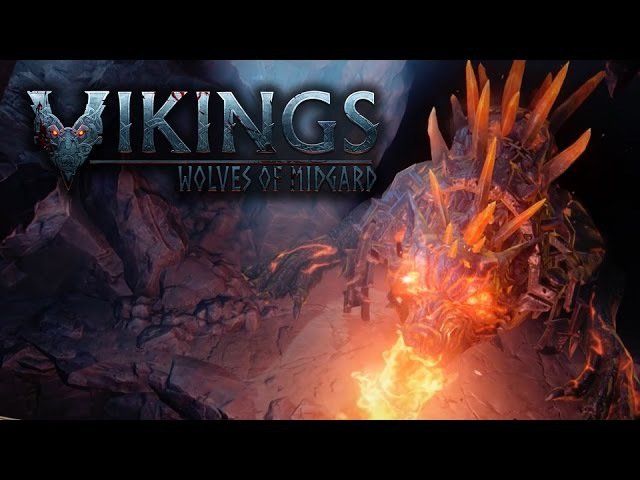 Vikings: Wolves of Midgard - Official Action Gameplay