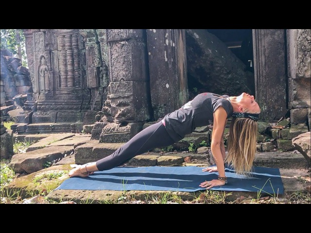 Gentle Yoga Workout ♥ Strong Calm | Siem Reap