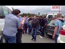кавказцы избивают полицейских, защищая насильника 15-летней