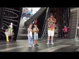 Филипп Киркоров с детьми Аллой-Викторией и Мартином. Репетиция