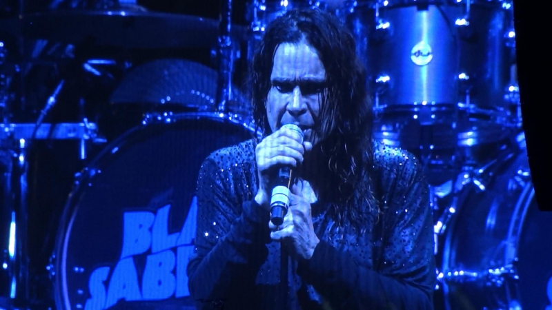 Black Sabbath - Live @ Moscow 01.06.2014 (Full Show / VK Version)