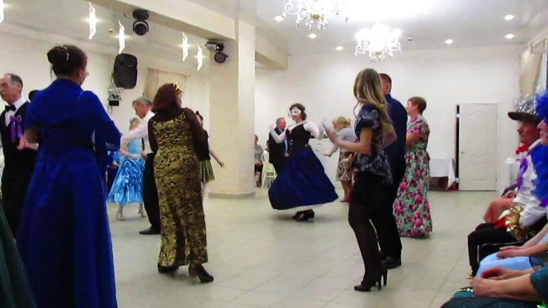 Конкурс танца чарлстон
