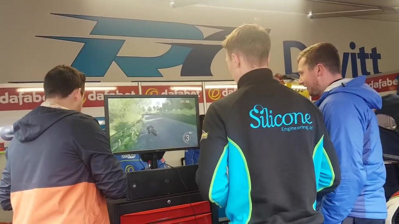 IOM TT GAME PLAY - by Dean Harrison