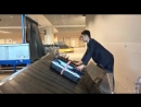 Илья ВарламовУвидев, как вДомодедово чемоданы летят на ленту, японцы наняли специального человека, чтобы тот ловил чемоданы пасс