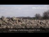 Курды подбили очередной турецкий танк, район Бульбуль, Африн