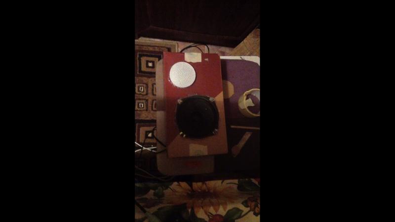 DIY : колонка из говна и палок