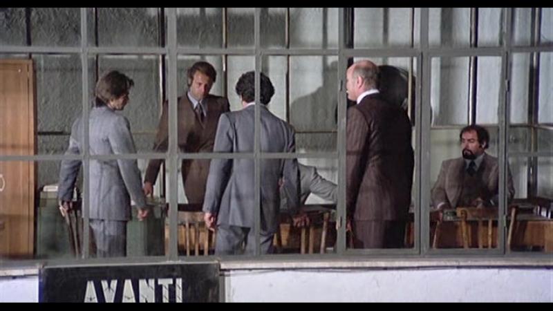 Большой рэкет (Италия.Еврокрайм.1976)