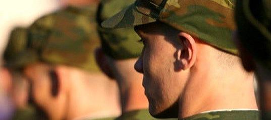 В Усть-Илимске стартовала осенняя призывная кампания