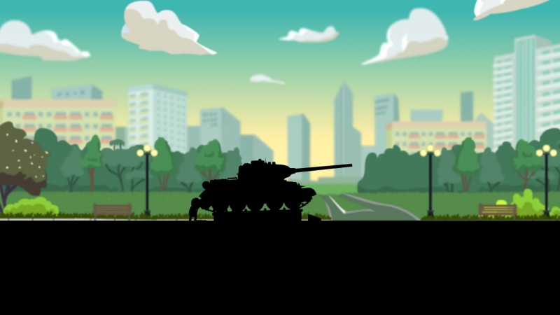 Символ победы - Истории танкистов ¦ Мультики про танки, приколы и баги World Of Tanks.