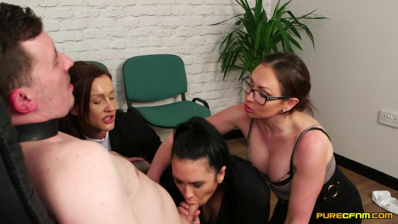 Chantelle Fox, Hannah Shaw, Yasmin Scott Office Spanking Amateurs, Handjob, Blowjob, New Porn