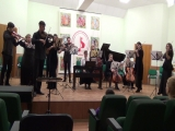 Антонио Вивальди. Концерт для четырёх скрипок  H-moll.