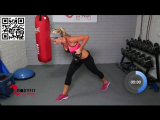 10 Minute Kettlebell Workout for an efficient Total Body Wor