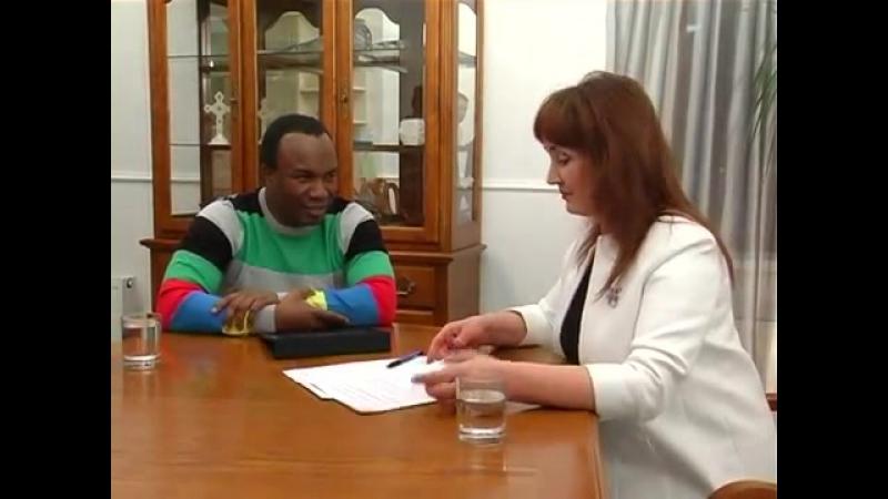 10.04.2012. Сандей Аделаджа и Р.Перова-2