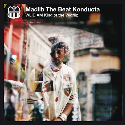 Madlib альбом WLIB AM: King of the Wigflip
