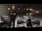 2018 vs. 2017 Mercedes F1 Car Explained