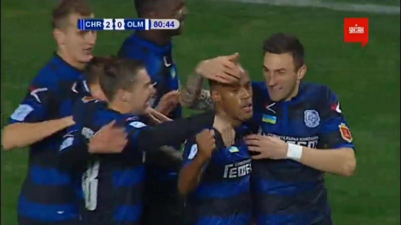 Чорноморець 2:0 Олімпік | Гол: Мамаду Ваг 81 хв. » Freewka.com - Смотреть онлайн в хорощем качестве