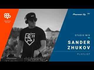 Sander Zhukov megapolis 89.5 fm  /playlist/ @ Pioneer DJ TV | Moscow