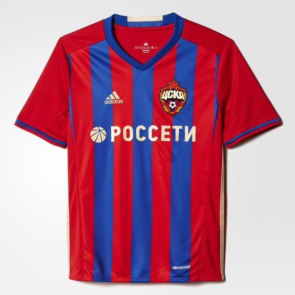 Футболка спортивнаяCSKA H JSY Y