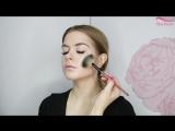 Verastudio урок № 12 Вечерний нежный макияж (вариант Smoke Eyes)