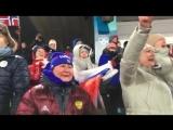 Юляяяяяяя!!! Эмоции через край 💪💪💪   Белорукова - бронзовый призер #ОИ2018 Главное видео дня!!!
