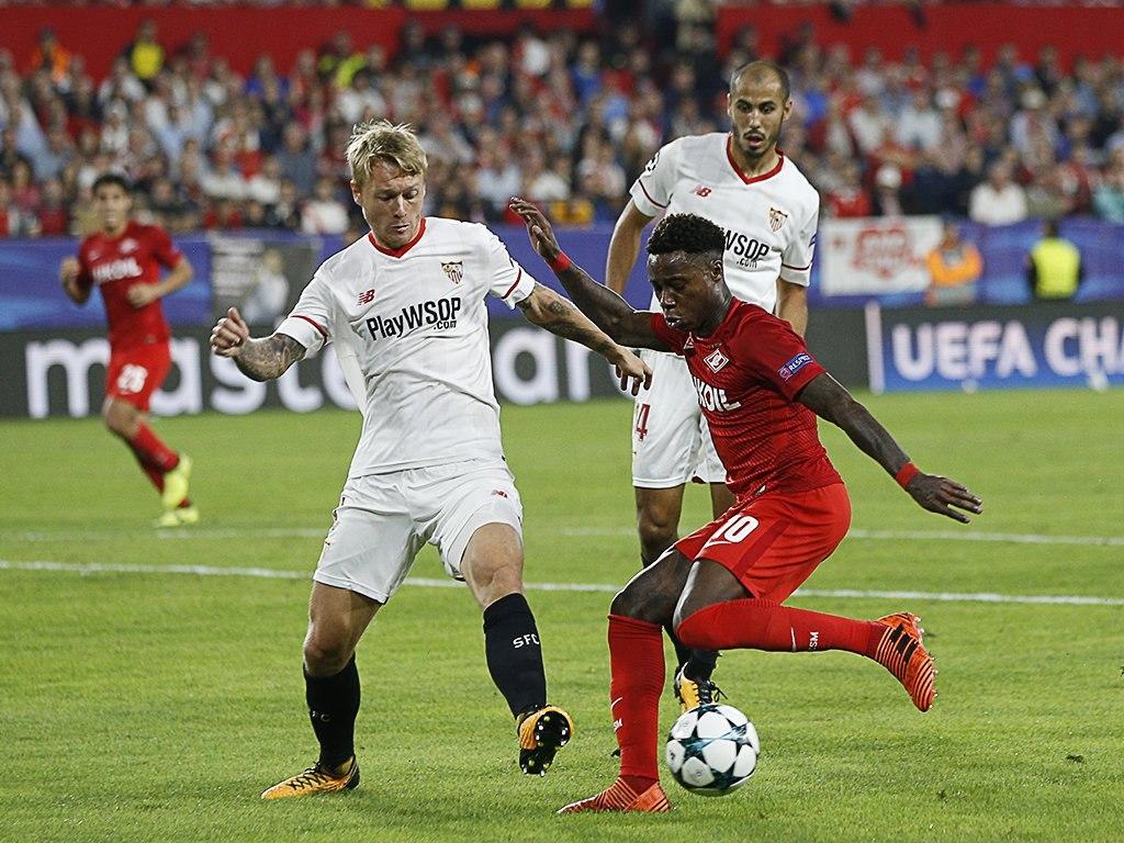149. Sevilla FC (ESP) - Spartak Moskva (RUS) 2:1