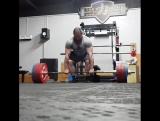 Том Мартин,  тяга 410 кг