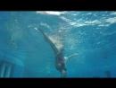 """Как выглядит синхро под водой во время """"Fine Line""""🐬"""