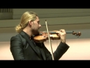 David Garrett - Violin Concerto D-major op.77, fragment 3 - Moscow 02.03.2015