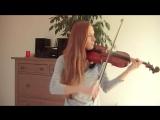 Pandora Hearts (OST) Kajiura Yuki - Revolve (violin cover)