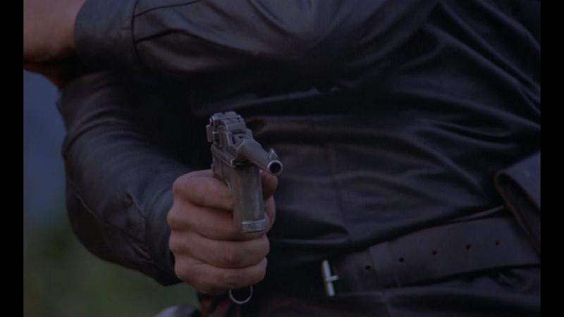 Волчья кровь (1995). Последний бой атамана Серкова