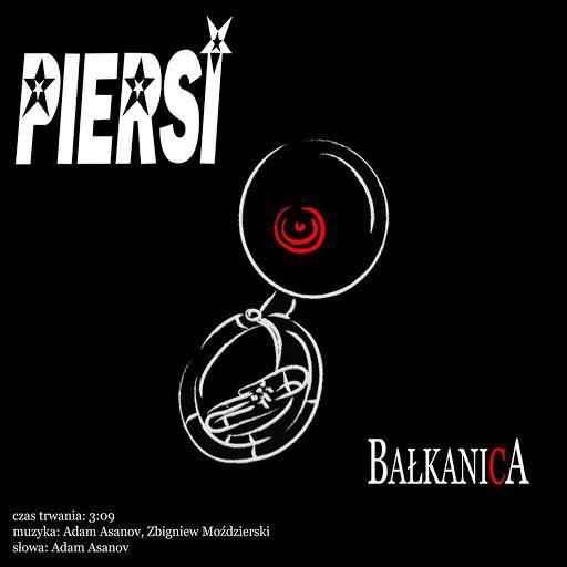 Piersi альбом Bałkanica