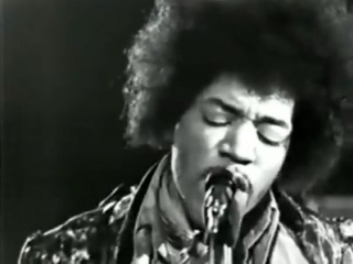 Jimi Hendrix - live in Germany 1967