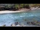 Горная река. Абхазия