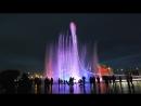Сочи. Олимпийский парк. Поющие фонтаны.