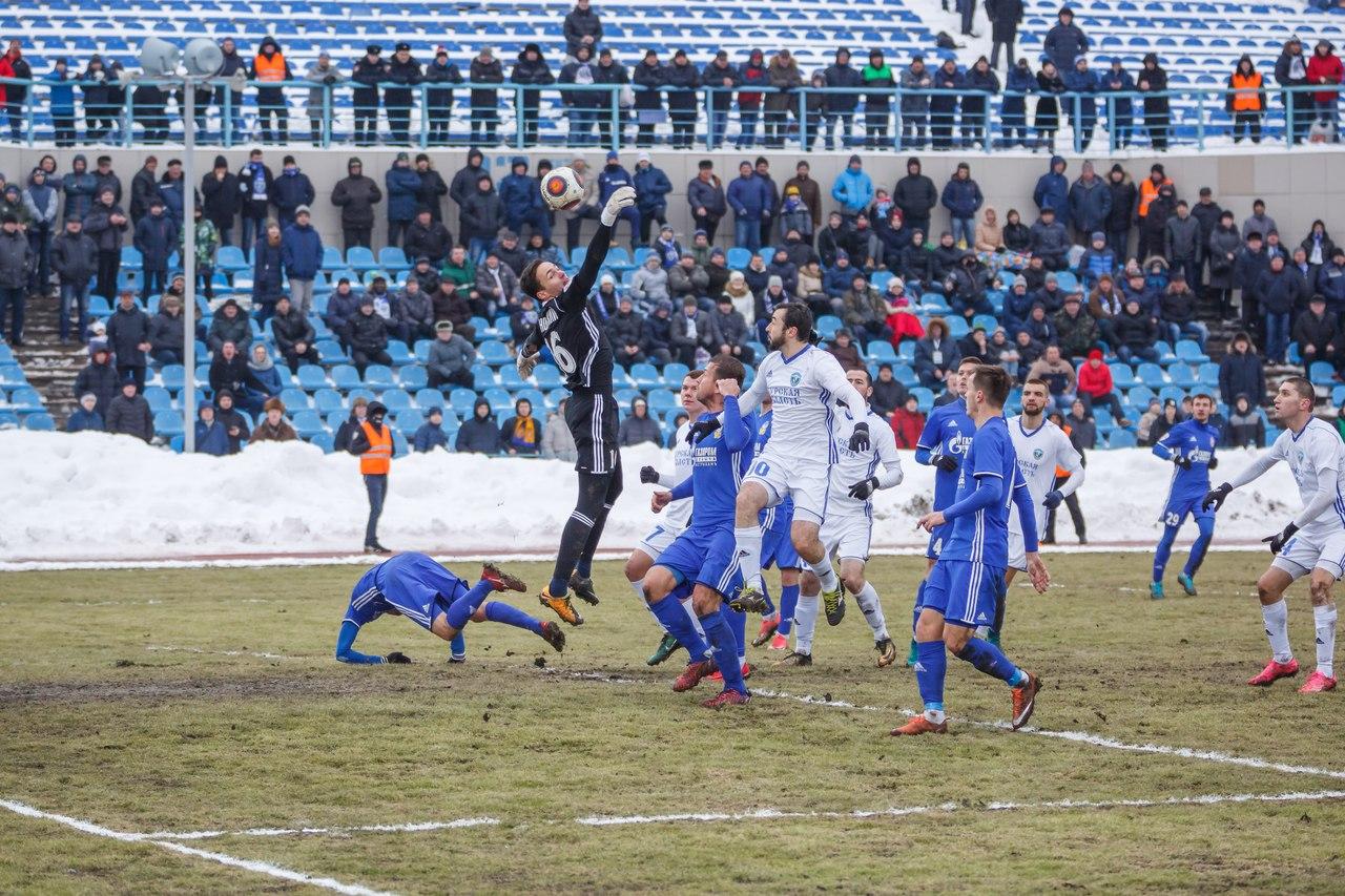 Гол Альшина принёс «Авангарду» победу над «Волгарём»