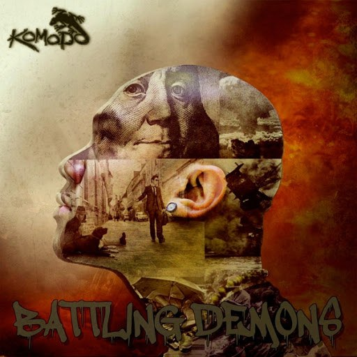 Komodo альбом Battling Demons
