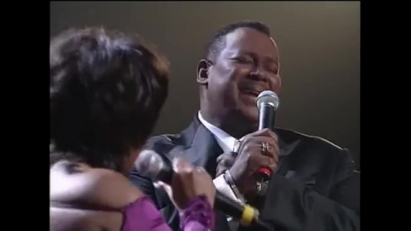 Luther Vandross Patti Labelle - Is It Good To You
