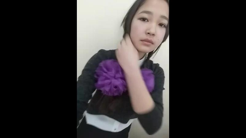 Жансая Нұрланова - Live