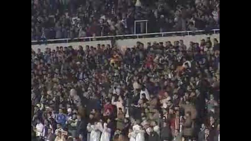 2005 - 2006 Sezonu - Beşiktaş-MKE Ankaragücü dakika 5 gol Sergen Yalçın