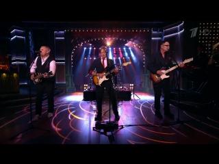 Группа Секрет вживую исполнила песню «Рита»(25.10.2017)