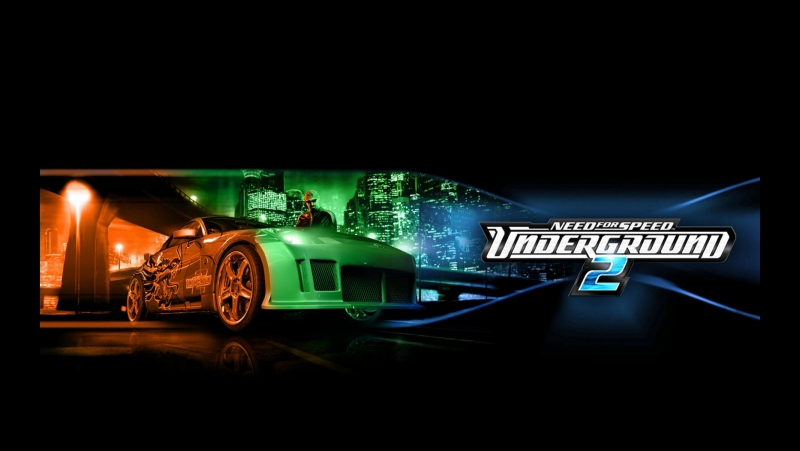 Need For Speed Underground 2.