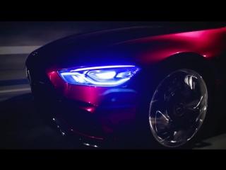 Mercedes AMG GT | Rocco Hunt - Santa Margherita (P U R P L ᴇ)