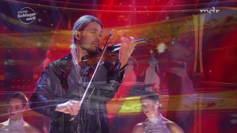 David Garrett Midnight Walse 14 10 2017