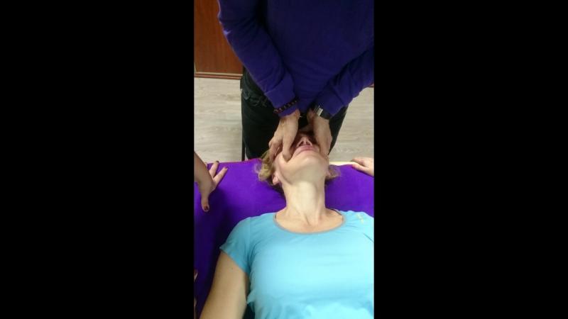 Видео семинара Глубокотканный массаж