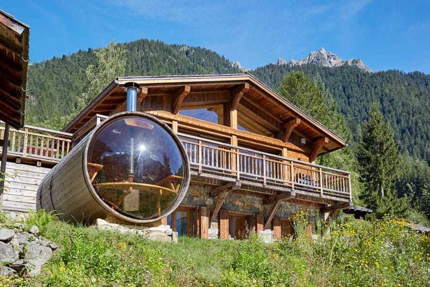 Marmotte Mountain Eco Lodge Luxury Chalet - les Nants, Chamonix