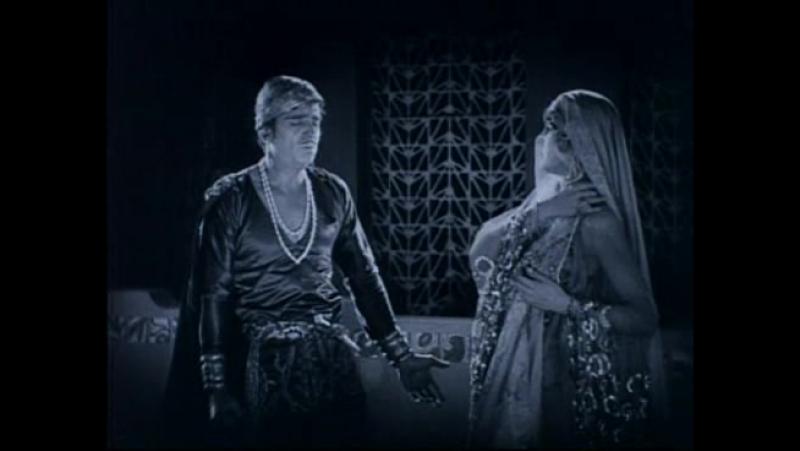 Багдадский вор / The Thief of Bagdad (Рауль Уолш / Raoul Walsh) [1924, США, приключения, фэнтези, сказка, немое кино]