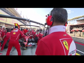 GP Ungheria, pre gara Raisport - 30/07/2017