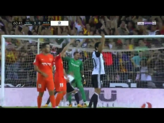 Valencia vs Malaga 5-0 ~ All Goals Highlights ~ 19-09-2017 [HD].mp4