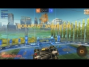 Rocket league - Гол за секунду до конца